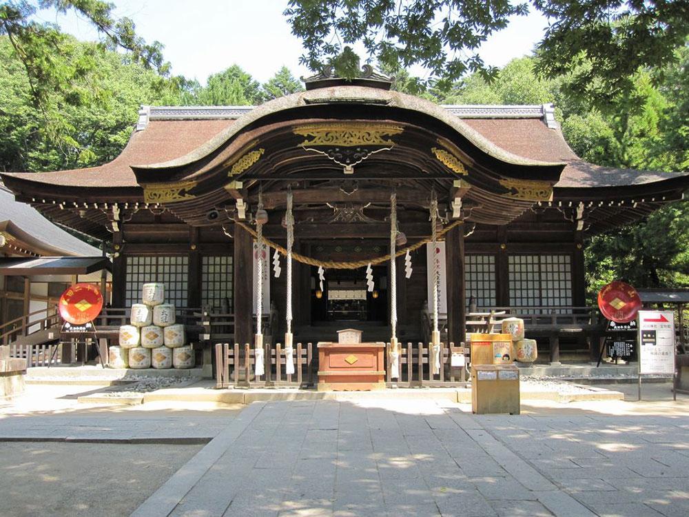 甲府市 武田神社