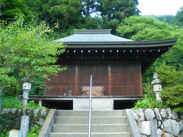 小菅村 文化財