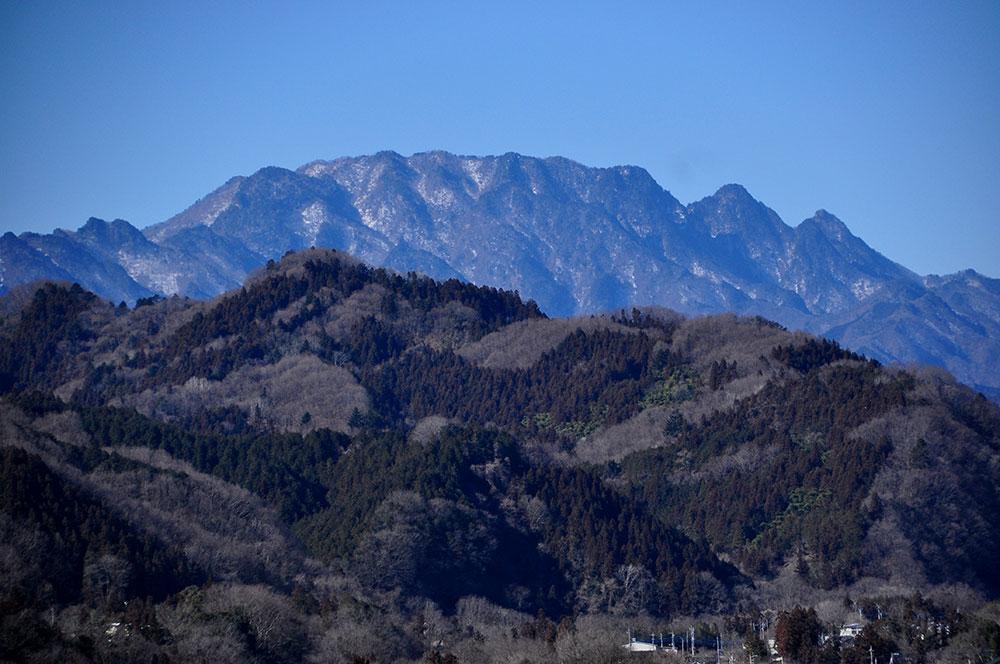 小鹿野町 両神山