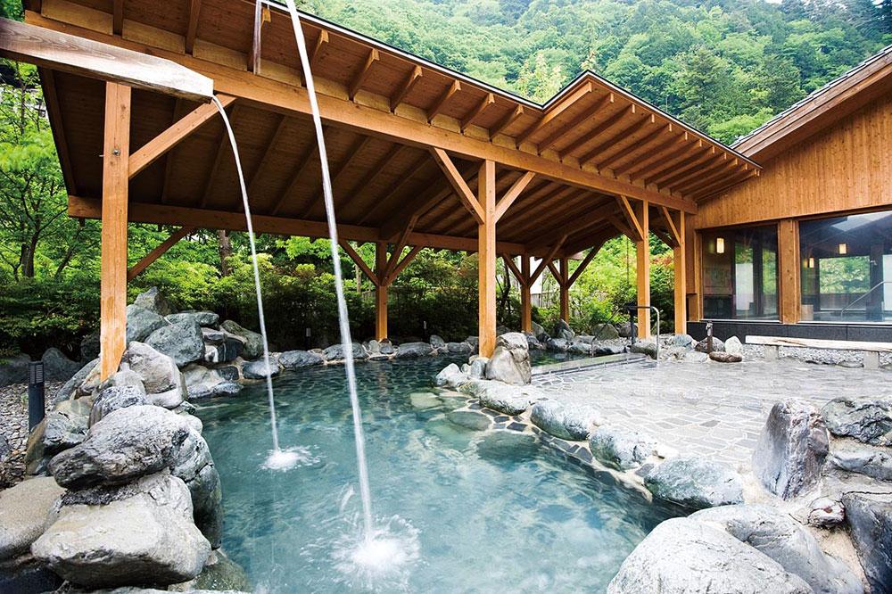 丹波山村 丹波山温泉のめこい湯